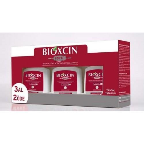 Bioxcin Forte Şampuan 3 Al 2 Öde