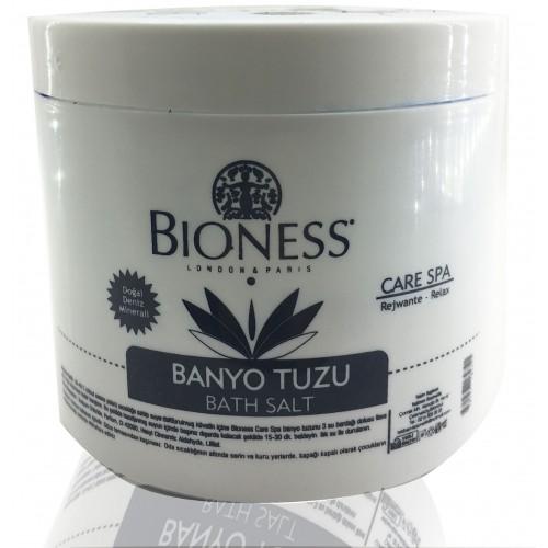 Bioness Banyo Tuzu Care Spa 500 gr