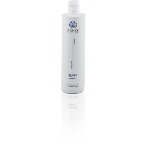 BİONESS Şampuan Silver 1000ml