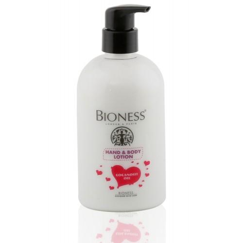 BİONESS Hand Body Lotion Coconut Oil El ve Vücut Temizleyeci Losyon 500 ml