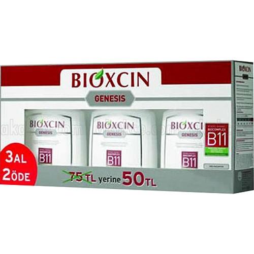Bioxcin Genesis 3 Al 2 Öde / Kuru - Normal Saçlar İçin